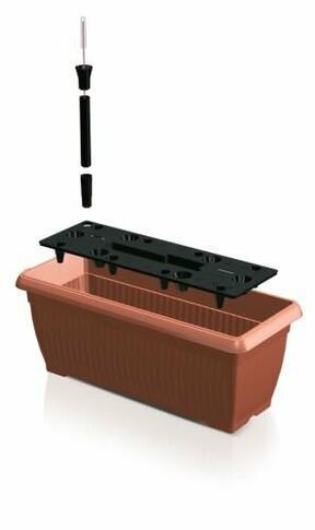BALCONY CAN 60 cm laatikko + kastelujärjestelmä