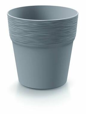 FURU kukkaruukku vaaleanharmaa 17,5 cm
