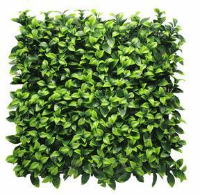 Gardenia keinotekoinen paneeli - 50x50 cm