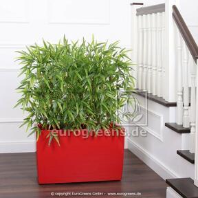 Keinotekoinen aita Bambu 120 cm