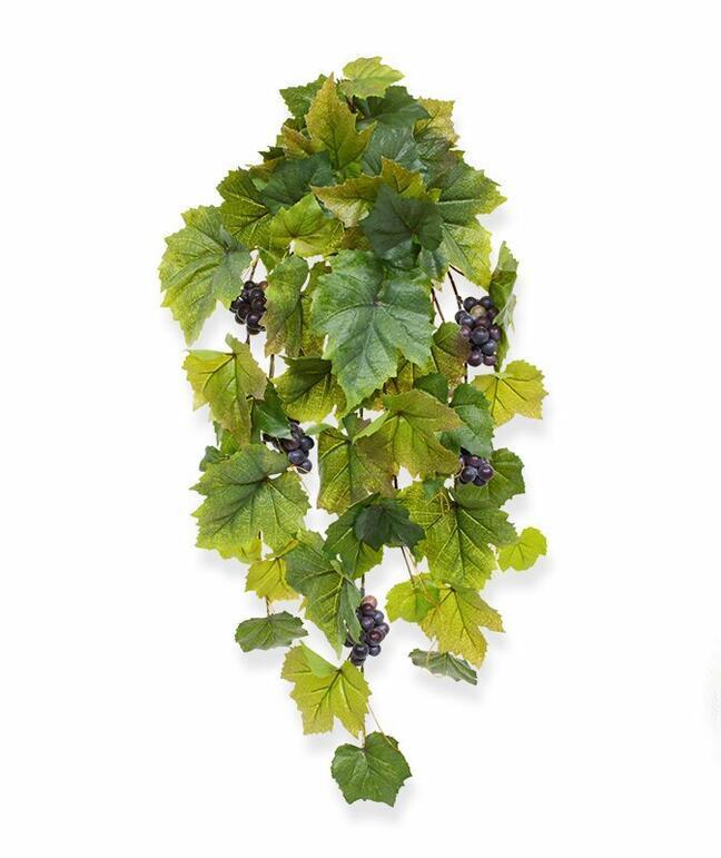Keinotekoinen jänne Rypäleen viiniköynnöksen 60 cm