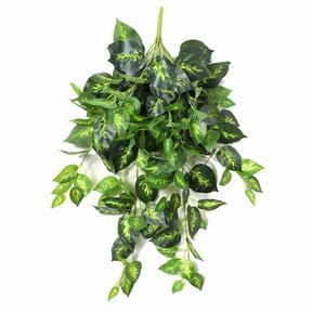 Keinotekoinen jänne Taro Araceae 80 cm