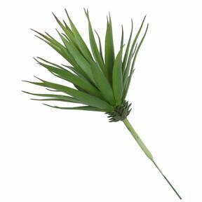 Keinotekoinen kasvi Agave vihreä 20 cm