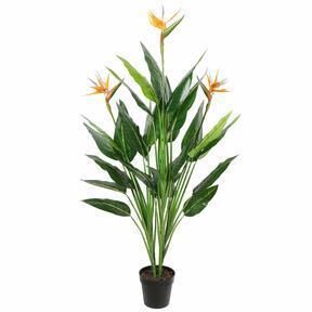 Keinotekoinen kasvi Ammu kukkii 150 cm