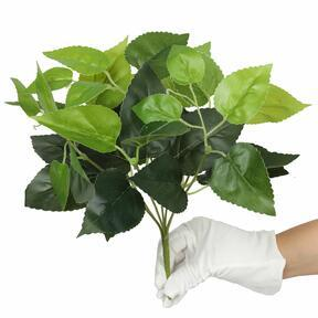 Keinotekoinen kasvi Basil vihreä 25 cm