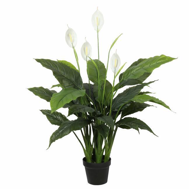 Keinotekoinen kasvi Lapio 108 cm
