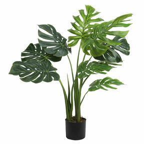 Keinotekoinen kasvi Monstera 85 cm