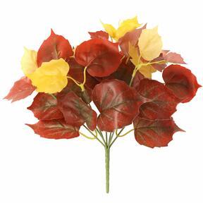 Keinotekoinen kasvi Pavinič punainen 25 cm