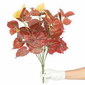 Keinotekoinen kasvi Pavinič punainen 45 cm