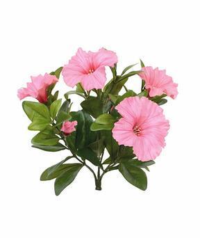 Keinotekoinen kasvi Petunia pinkki 25 cm