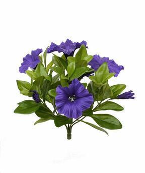 Keinotekoinen kasvi Petunia violetti 25 cm