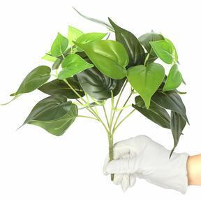Keinotekoinen kasvi Philodendron Cordatum 25 cm