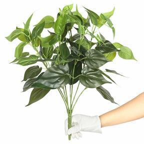 Keinotekoinen kasvi Philodendron Cordatum 45 cm