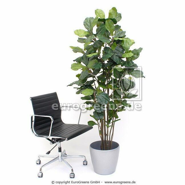 Keinotekoinen kasvi Viikunapuu 180 cm