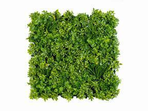 Keinotekoinen kukkapaneeli Shefler - 100x100 cm