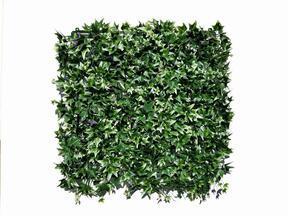 Keinotekoinen lehtilevy Ivy - 50x50 cm