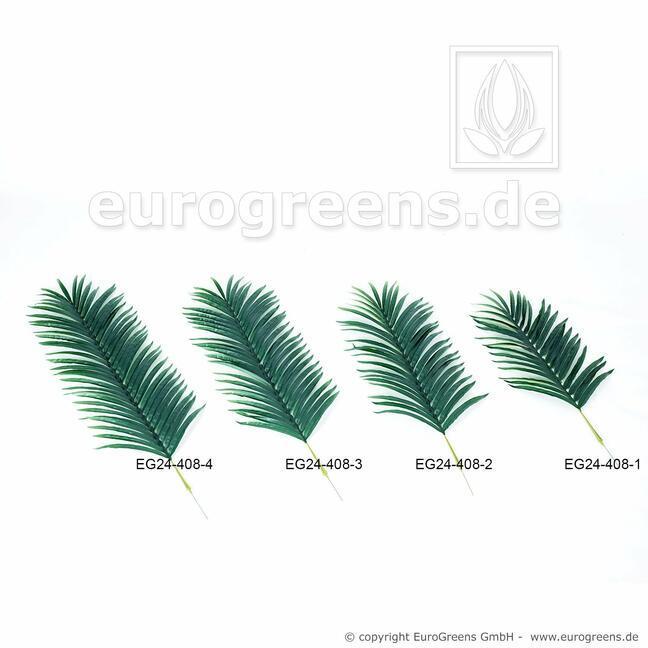 Keinotekoinen lehtipalmu Areca 100 cm