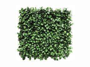 Keinotekoinen lehtipaneeli Gardenia - 50x50 cm