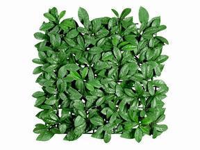Keinotekoinen lehtipaneeli Laurel - 50x50 cm