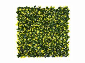 Keinotekoinen lehtipuulevy Holly - 50x50 cm