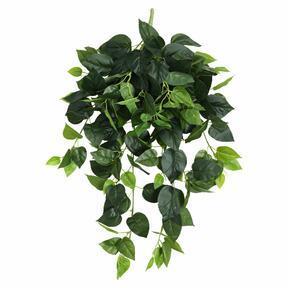 Keinotekoinen nyrkki Basilikan vihreä 80 cm