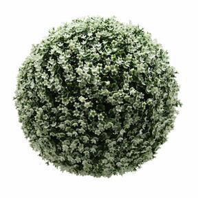 Keinotekoinen pallo Gypsophila valkoinen 45 cm