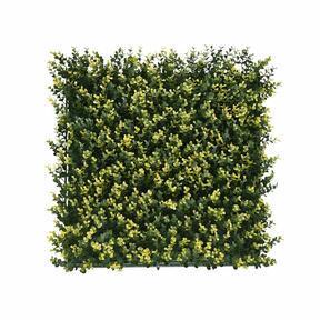 Keinotekoinen paneeli Buxus - 50x50 cm