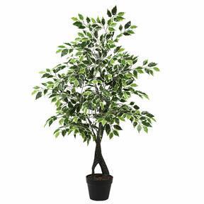 Keinotekoinen puu Ficus 120 cm