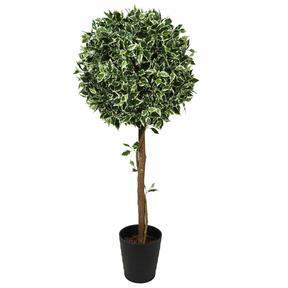 Keinotekoinen puu Ficus pyöreä 130 cm