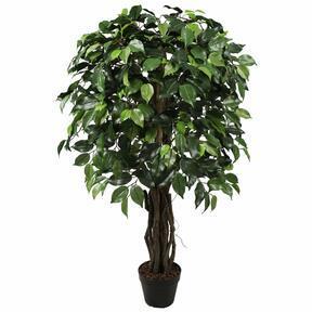 Keinotekoinen puu Fikus liana 120 cm