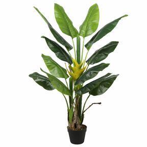 Keinotekoinen puu Heliconia 130 cm