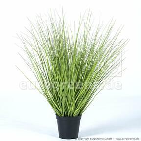 Keinotekoinen ruoho nippu kukkaruukussa 65 cm