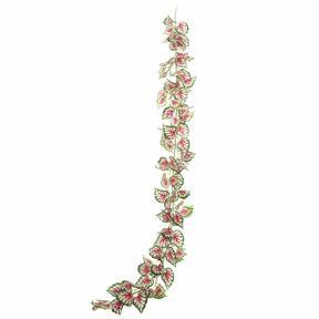 Keinotekoinen seppele Begonia 190 cm