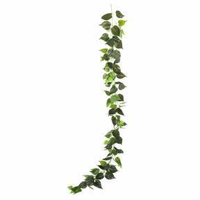 Keinotekoinen seppele Philodendron 190 cm