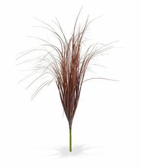 Keinotekoinen viinipunainen viininpunainen ruoho 80 cm
