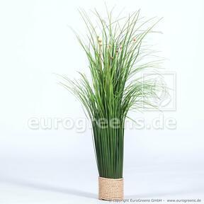 Keinotekoisesti kukkiva ruoho nippu 55 cm