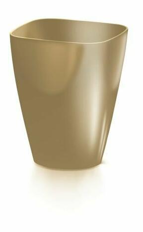 Kukkaruukku COUBI ORCHID neliökahvi maidolla 13,2 cm