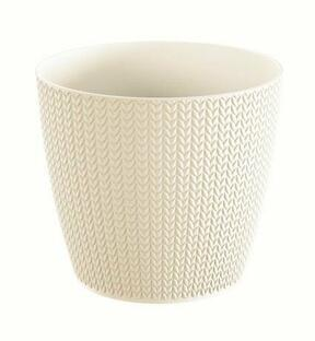 Kukkaruukku WHEATY cream 15,7 cm