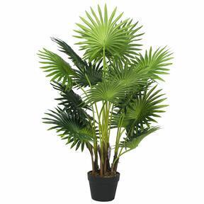 Livistona mini keinotekoinen palmu 100 cm