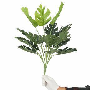 Monstera keinotekoinen kasvi 50 cm
