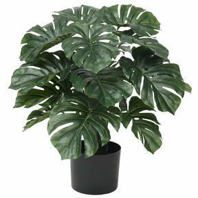 Monstera keinotekoinen kasvi 60 cm