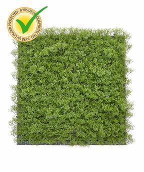 Mossmat keinotekoinen sammalpaneeli - 50x50 cm