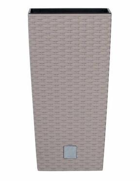 RATO SQUARE kukkaruukku + mokkavarasto 40,0 cm